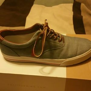 Mens polo casual shoe